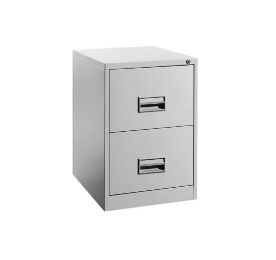 Filing Steel Cabinet With 2 Drawer Office Furnitures