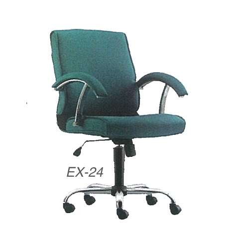 Ex Chair Executive Lowback 24 Office Furnitures Malaysia