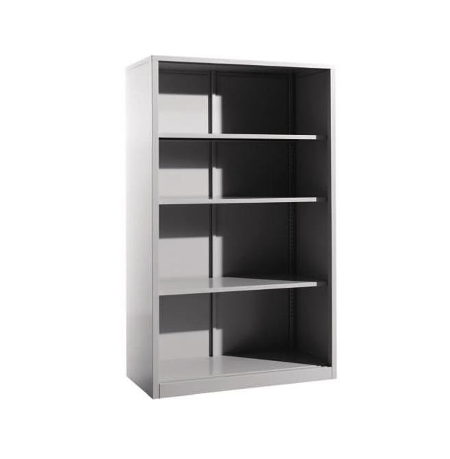 Steel Full Height Cupboard without Door  Office