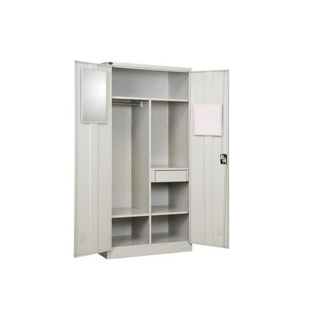 Steel Wardrobe Storage Cabinets - Office Furnitures Malaysia