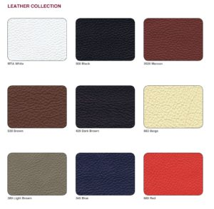 color option (leather)