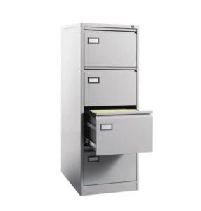 Steel Filing Cabinet with 4 Drawer - Upgrade malaysia price selangor kuala lumpur shah alam petaling jaya1