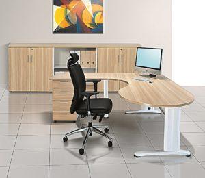 Office Manager Table-Desk Set OFMB66 furniture malaysia selangor kuala lumpur