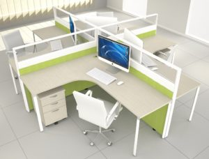 Office Partition Cubicle Workstations OFM60MBS system selangor kuala lumpur klang valley ampang