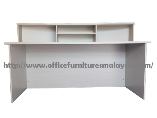 Office Reception Counter Table Desk - Office Furnitures Malaysia Klang ...