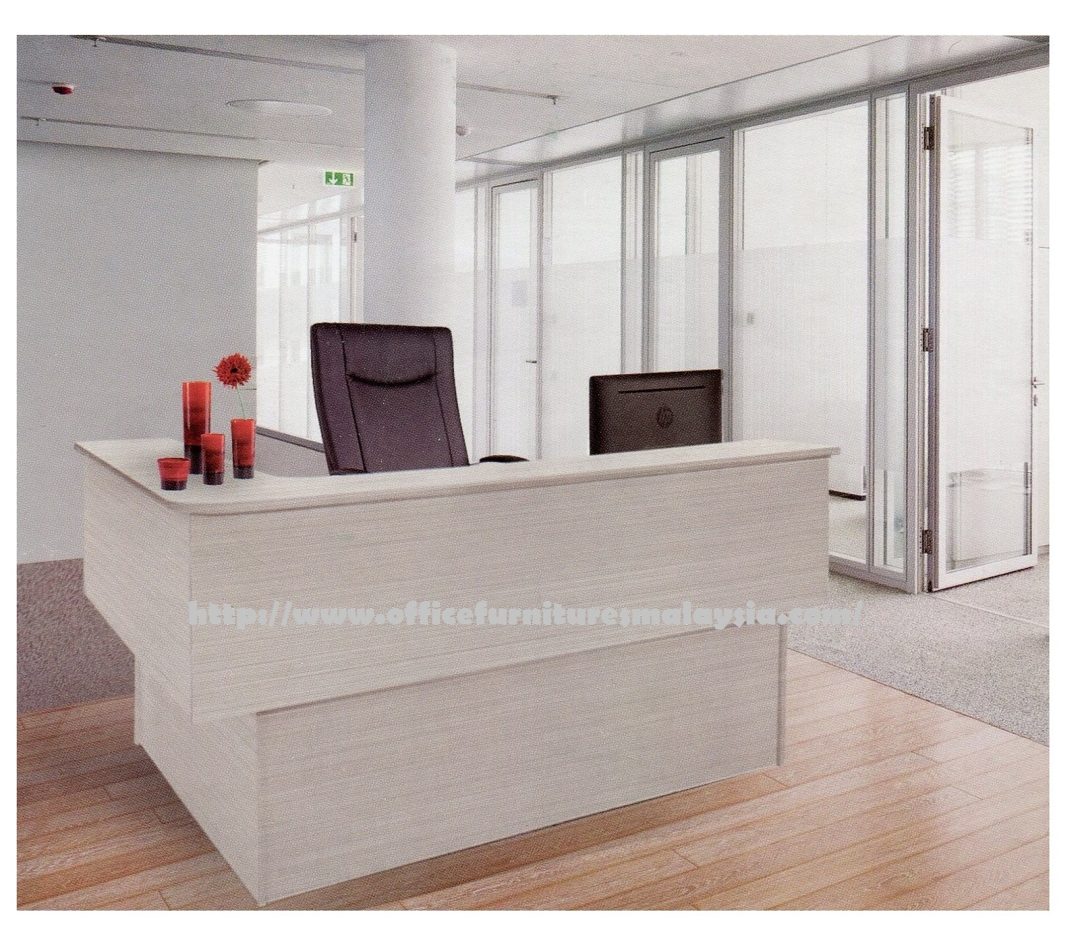 Office Reception Counter Table Desk Office Furnitures