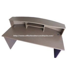 Office Reception Counter Table Desk OFPCT1800 selangor kuala lumpur klang valley shah alam petaling jaya (4)