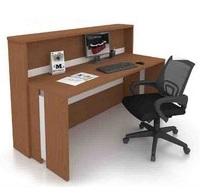Office Reception Desk Table OFMFOS16 furnitures malaysia selangor kuala lumpur1