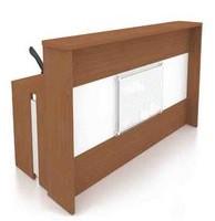 Office Reception Desk Table OFMFOS16 furnitures malaysia selangor kuala lumpur_副本