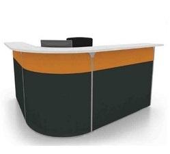 Office Reception Front Desk-Table OFMFO20 furnitures malaysia selangor kuala lumpur