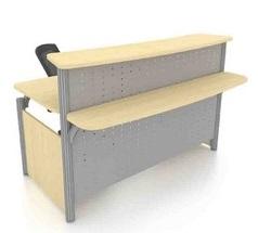 Office Reception Table Desk OFMFO16 furnitures malaysia selangor kuala lumpur