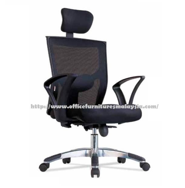 Office High Back Director Mesh Chair End 3 28 2018 6 15 PM