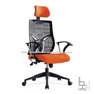 Office Modern HighBack Chair Seating ZD527A sofa hotel salon office clinic colleage selangor kuala lumpur shah alam