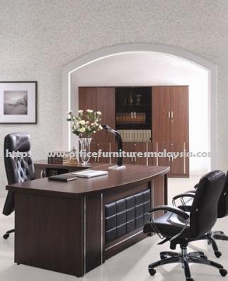 Modern CEO Director Table-Desk Set OFMEB2000 sale selangor klang valley kuala lumpur petaling jaya ampang cheras damansara1.1