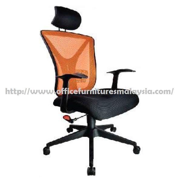 Ceo director mesh chair nt22hb modern design netting for Cheap modern furniture kuala lumpur