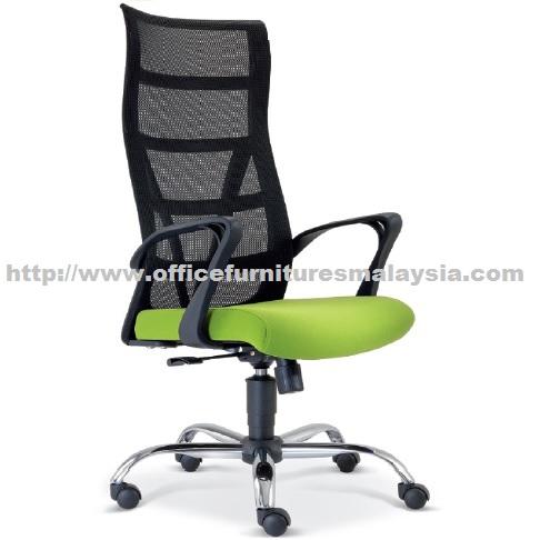 Presidential Mesh Highback Good Chair In Office