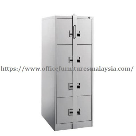 Filing Steel Cabinet With 4 Drawer Locking Bar Online
