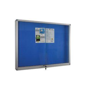 Sliding Glass Door With Notice Foam Board Bulletin Board white board notice board presentation price malaysia selangor office home school