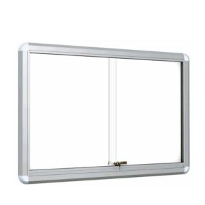 Sliding Glass Door with White Board Magnetic Notice Bulletin Board white board notice board presentation price malaysia selangor office home school