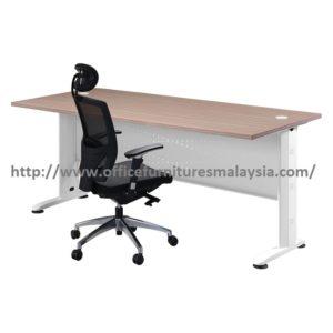 Office Table-Desk Model MR-TM1270 furniture selangor kuala lumpur usj pj shah alam petaling jaya