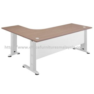 Office Table-Desk Model MR-TMI1515 (Left) furniture selangor kuala lumpur usj pj subang sunway damansara mont kiara1
