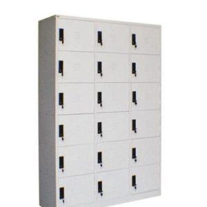 18 Compartment Steel Locker office furniture selangor shah alam kaula lumpur malaysia1