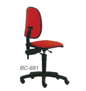 Office Budget Typist Chair - BC691 malaysia price selangor kuala lumpur shah alam petaling jaya