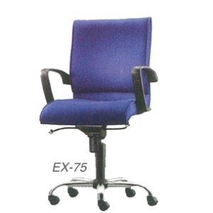 Office Executive Chair - Lowback EX-75 malaysia price selangor kuala lumpur shah alam klang valley