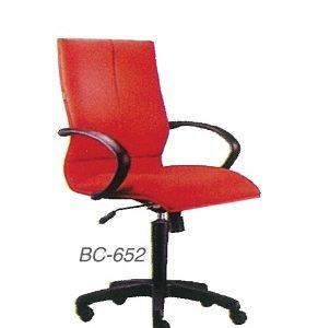 Office Lowback Budget Chair - BC652 malaysia price selangor kuala lumpur shah alam petaling jaya