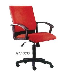 Office Lowback Budget Chair - BC792 malaysia price selangor kuala lumpur shah alam petaling jaya