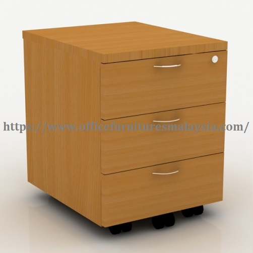 Office Mobile Pedestal 3 Drawer Ofmq3 Office Furnitures Malaysia