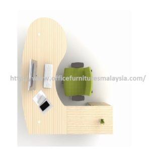 Office Writing Table Set OJ 20907 malaysia price selangor kuala lumpur shah alam petaling jaya klang valley batu caves damansara