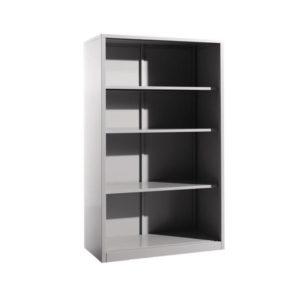 Steel Full Height Cupboard without Doors office furniture selangor shah alam kaula lumpur malaysia1