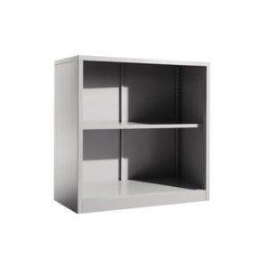 Steel Half Height Cupboard without Door office furniture selangor shah alam kaula lumpur malaysia1