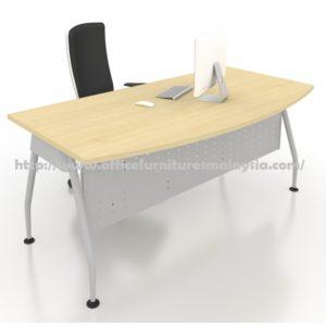 Office Executive Writing Table OFMAD-1575 furniture selangor shah alam damasara puchong ampang kuala lumpur ampang balakong