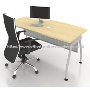 Office Executive Writing Table OFMAD-1575 furniture selangor shah alam damasara puchong ampang kuala lumpur ampang balakong1