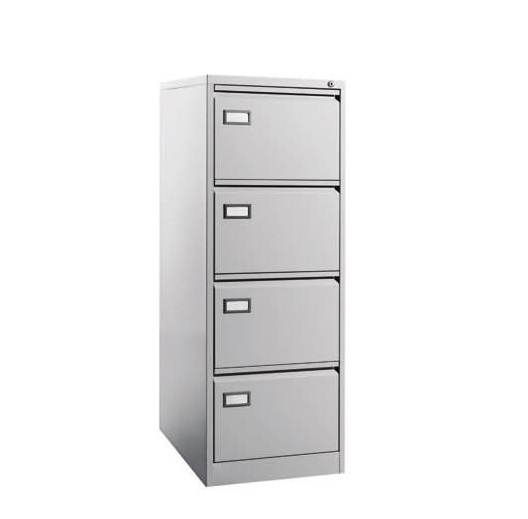 Steel Filing Cabinet With 4 Drawer Upgrade Of121gnm