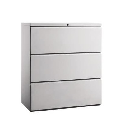 Steel Lateral Filing Cabinet 3 Drawer Upgrade Of133m Office