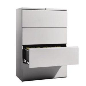Steel Lateral Filing Cabinet 4 Drawer - Upgrade malaysia price selangor kuala lumpur shah alam petaling jaya1