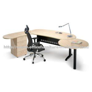 Office Executive-Manager Writing Table OFMB33 selangor kuala lumpur shah alam puchong1