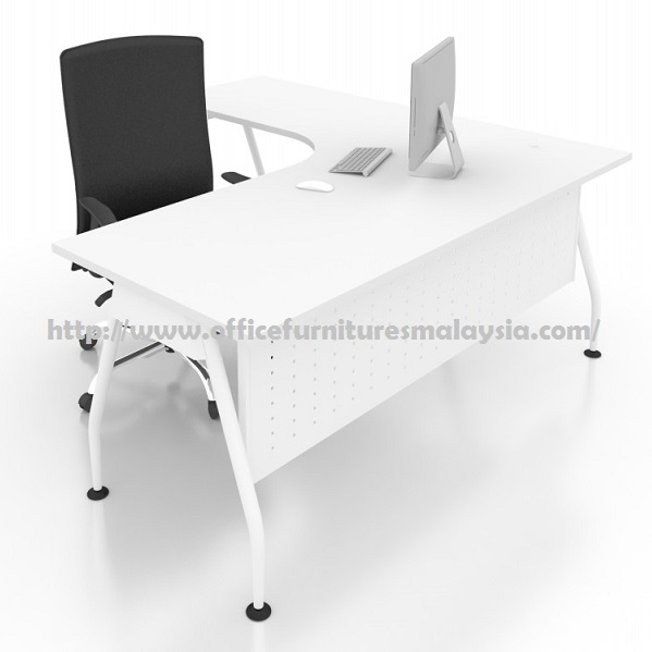 Office Executive Writing Table L Shape