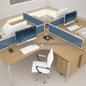 Office-Partition-Cubicle-Workstations-OFM18MS2-furnitures-malaysia-selangor-kuala-lumpur-shah-alam bangi putrajay 2