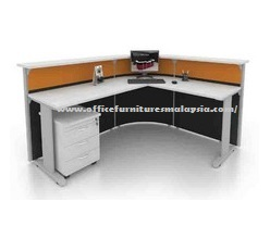 front office table. Office Reception Front Table-Desk OFMFO20 Table