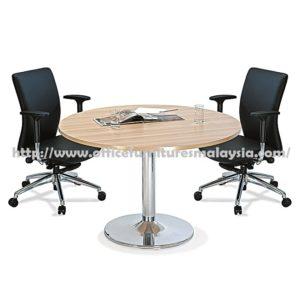 Office Small Round Meeting Table OFMR90 klang valley malaysia selangor kuala lumpur1