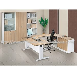 U Shaped Office Table Desk Set OFMB11