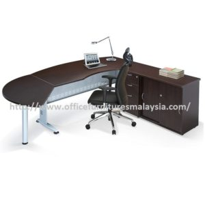Office Director-Manager Writing Table Desk OFQMB55 selangor kuala lumpur shah alam puchong1