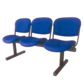 Guest Link Chair ZD1128-3 hotel hostel clinic school college hospital link chair kuala lumpur selangor