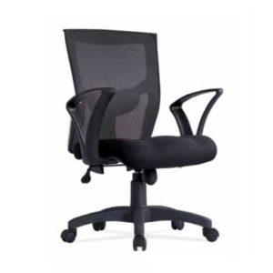 Office Executive Netting Chair ZD513C sofa hotel salon office clinic colleage selangor kuala lumpur shah alam