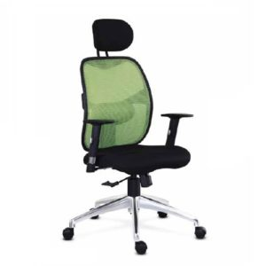 Office High Back Executive Mesh Chair ZD512A dinner sofa hotel salon office clinic colleage selangor kuala lumpur shah alam1