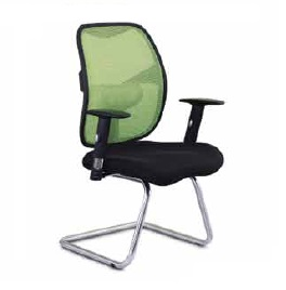 Office Visitor Guest Mesh Chair ZD511D dinner sofa hotel salon office clinic colleage selangor kuala lumpur shah alam